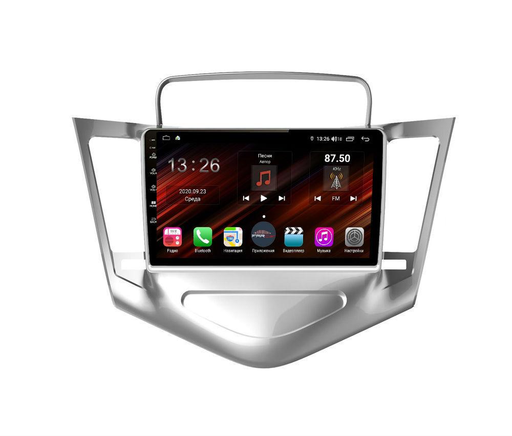 Штатная магнитола FarCar s400 Super HD для Chevrolet Cruze на Android (XH045R) (+ Камера заднего вида в подарок!)