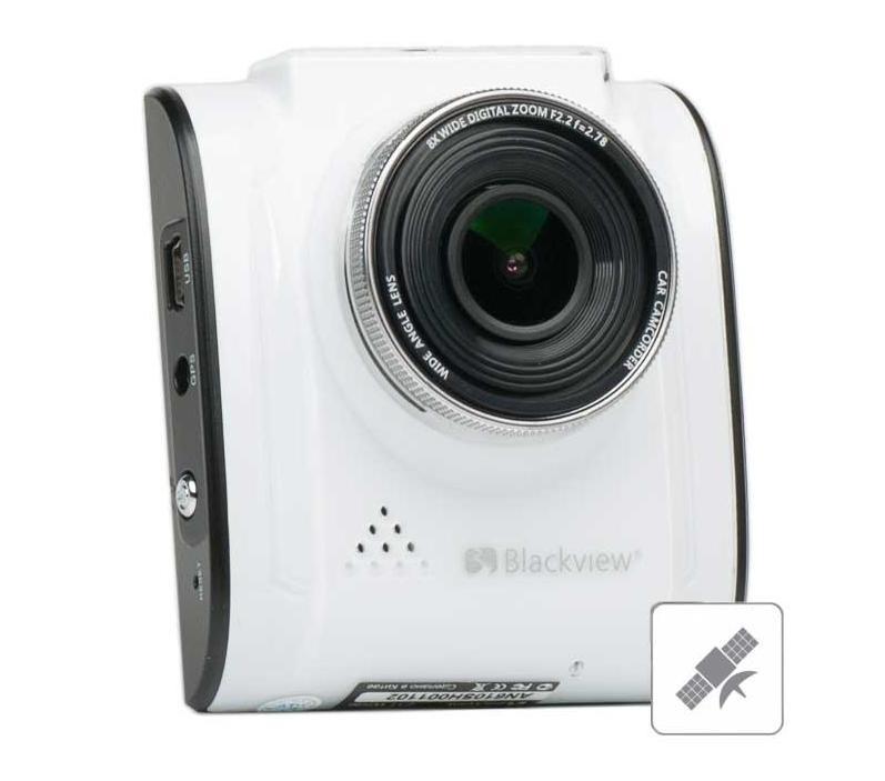 Видеорегистратор Blackview Z11 GPS White (+ Разветвитель в подарок!)