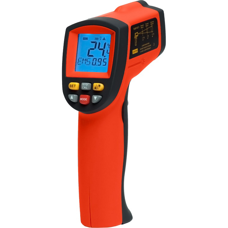 Пирометр инфракрасный ADA TemPro 700 (от –50°С до 700°С) пирометр бесконтактный термометр ada instruments tempro 550