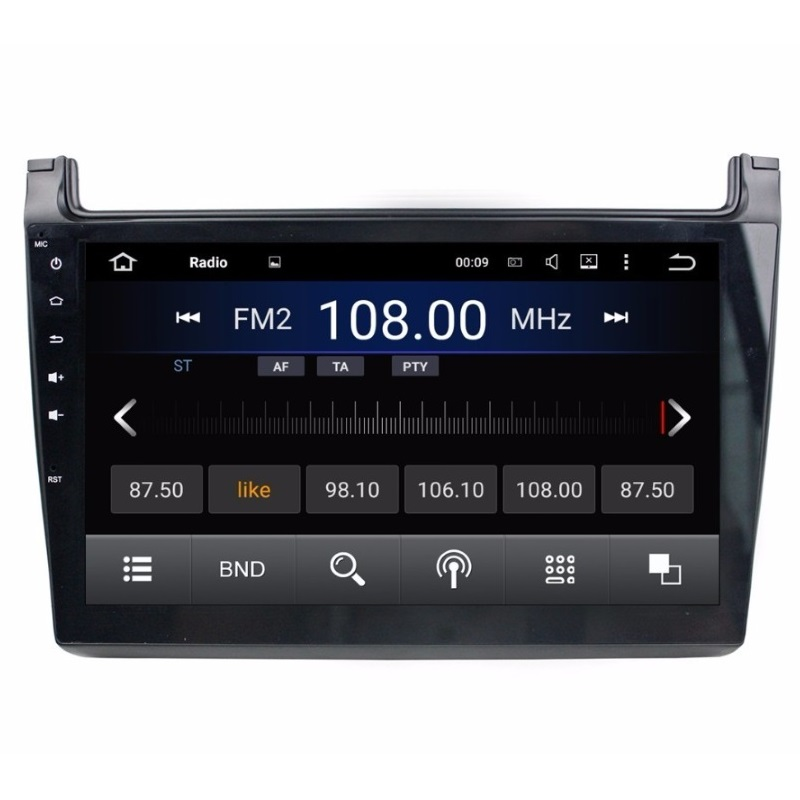 Штатная магнитола CARMEDIA KDO-1019 DVD Volkswagen POLO lsqstar 7 android car dvd player w gps radio wifi canbus pip swc rds for vw sharan golf t5 polo b5