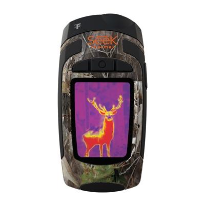 Мобильный тепловизор Seek Thermal Reveal XR Camo для охоты (+ Рулетка Instrumax SNIPER 30 в подарок!)