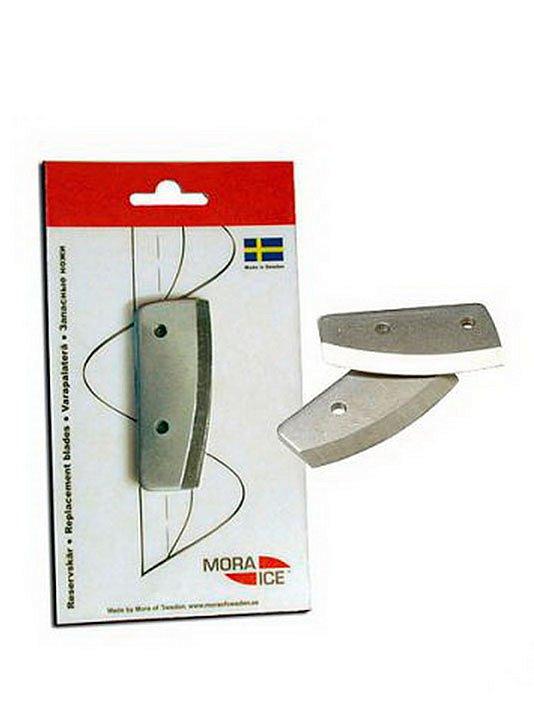 Сменные ножи MORA ICE для ручного ледобура Easy, Spiralen 125 мм (с болтами для крепления) все цены