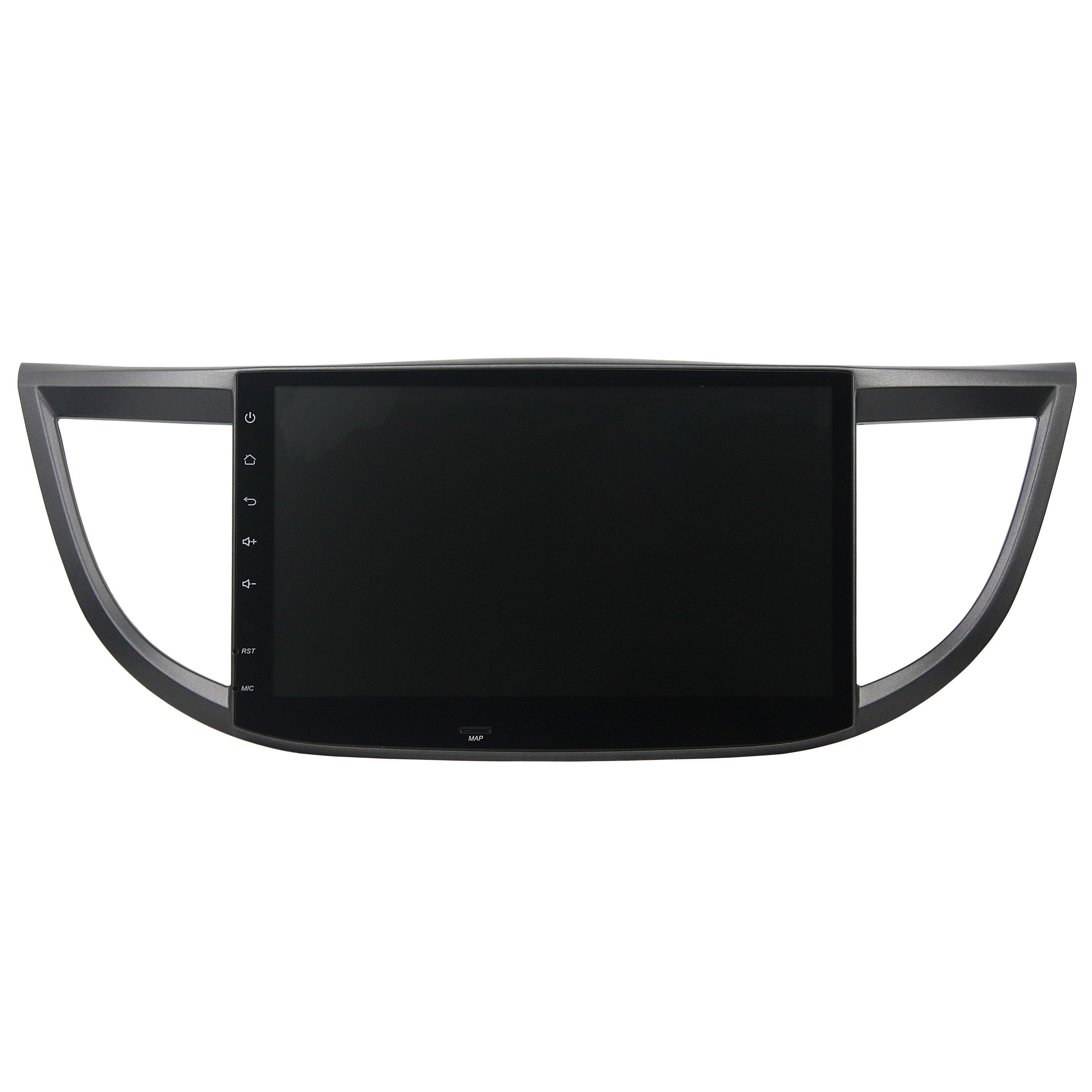 Штатная магнитола CARMEDIA KD-1050 DVD Honda CRV IV 2012-2015 (RM) штатная магнитола carmedia dabt 3706 dvd honda pilot 2008 2015
