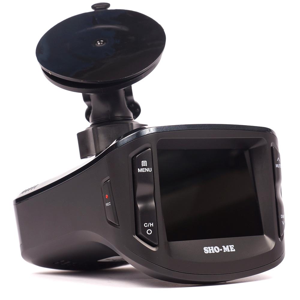Видеорегистратор с радар-детектором SHO-ME Combo №1 Signature (+ Антисептик-спрей для рук в подарок!)