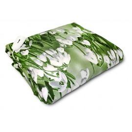 Грелка электрическая ИНКОР 78021 матрац/одеяло 2-х зонное (145см х 185 см) , 100Вт, 50град., 220В