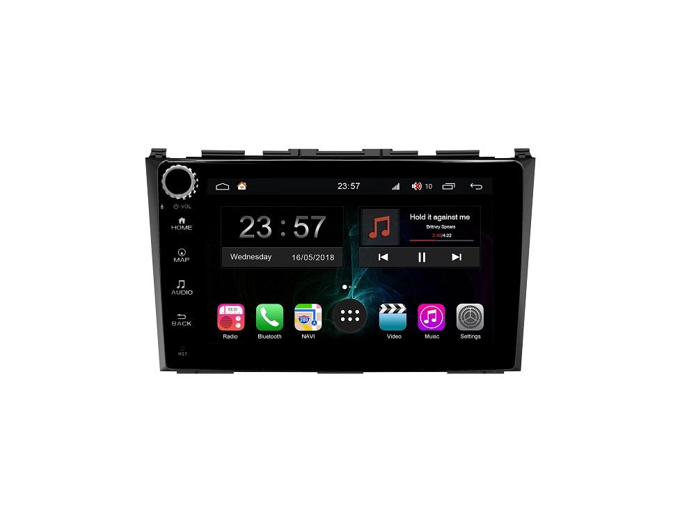 Штатная магнитола FarCar s300-SIM 4G для Honda CR-V на Android (RG009RB) (+ Камера заднего вида в подарок!)