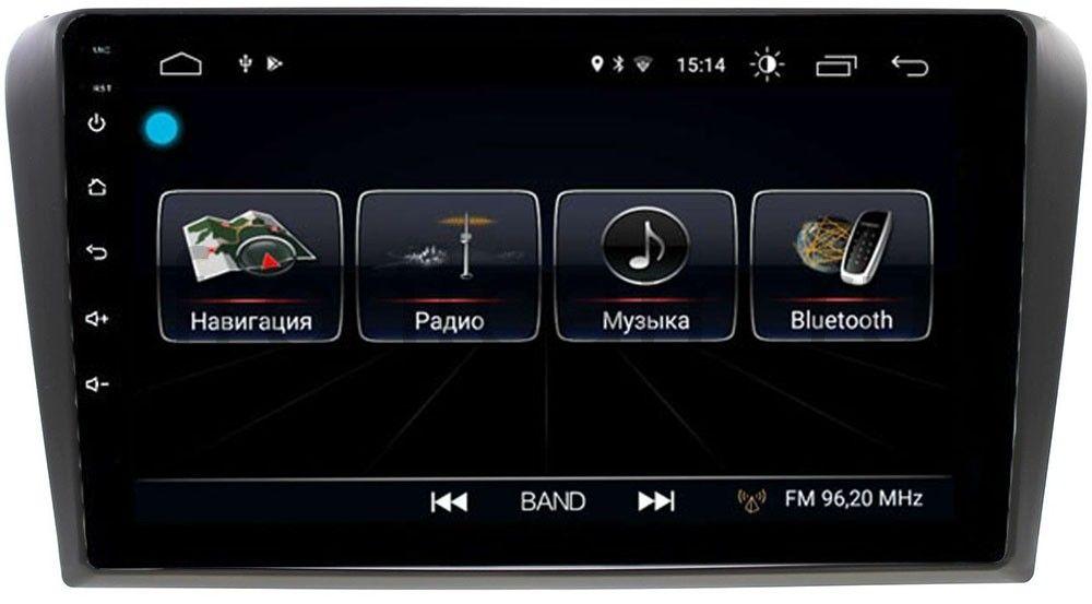 Штатная магнитола LeTrun 2503 для Mazda 3 (BK) 2003-2009 на Android 8.0.1 MTK-L 1Gb (+ Камера заднего вида в подарок!)