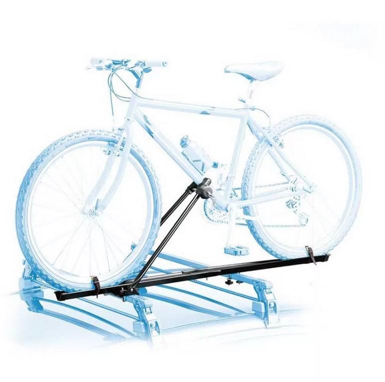 Крепление для велосипеда на крышу PERUZZO Top Bike peruzzo велокрепление на фаркоп автомобиля arezzo 3 велосипеда