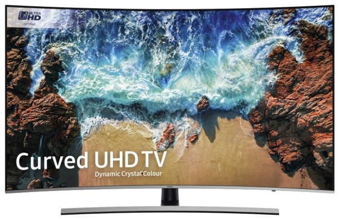 Фото - Телевизор Samsung UE65NU8500UXRU 65'' николай тихонов николай тихонов собрание сочинений в семи томах том 3