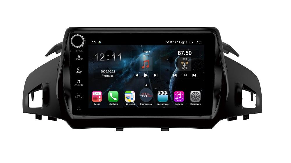 Штатная магнитола FarCar s400 для Ford Kuga на Android (H362RB) (+ Камера заднего вида в подарок!)