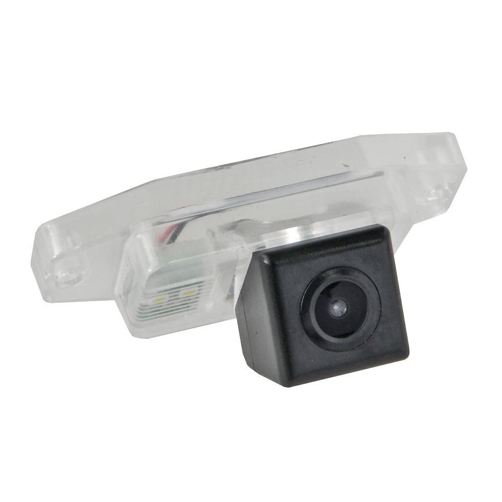 Штатная камера заднего вида SWAT VDC-029 Toyota LC Prado 120 запаска на зад. двери