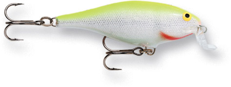 Воблер RAPALA Shallow Shad Rap 09 /SFC