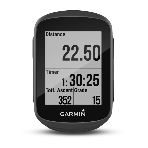 Велокомпьютер с GPS Garmin Edge 130 велокомпьютер garmin edge 820