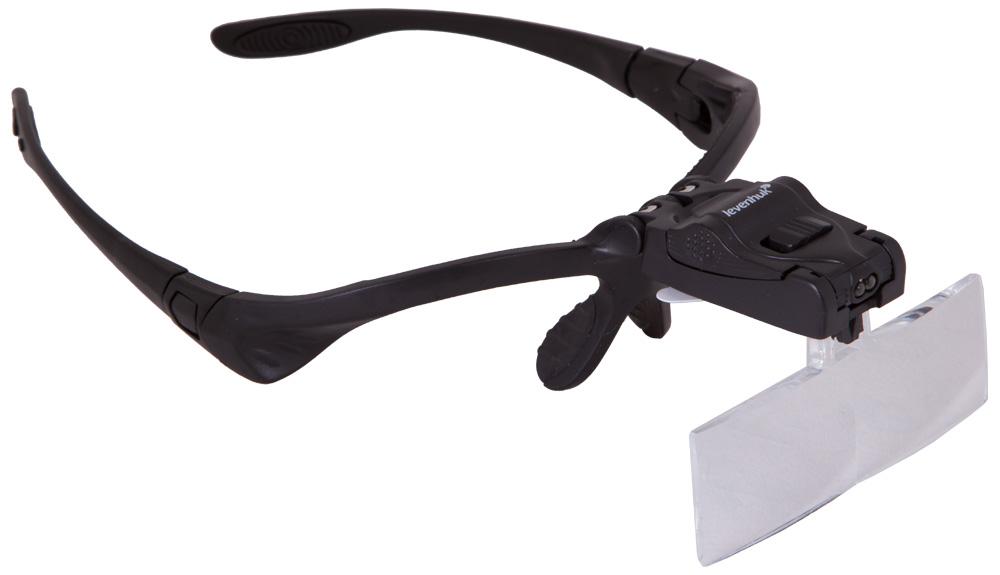 Фото - Лупа-очки Levenhuk Zeno Vizor G3 (+ Салфетки из микрофибры в подарок) эхолот humminbird helix 7x mega di gps g3 леска в подарок