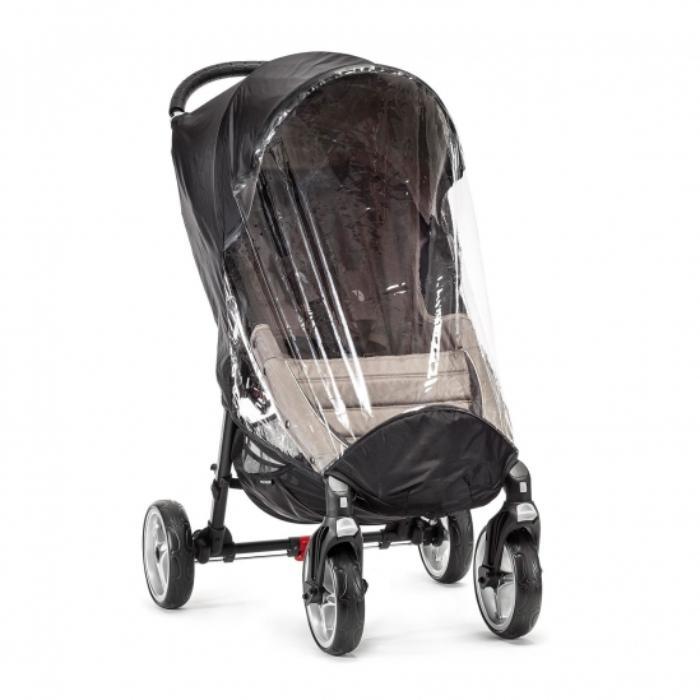 Картинка для Дождевик для колясок Baby Jogger Weather Shield City Mini 4w