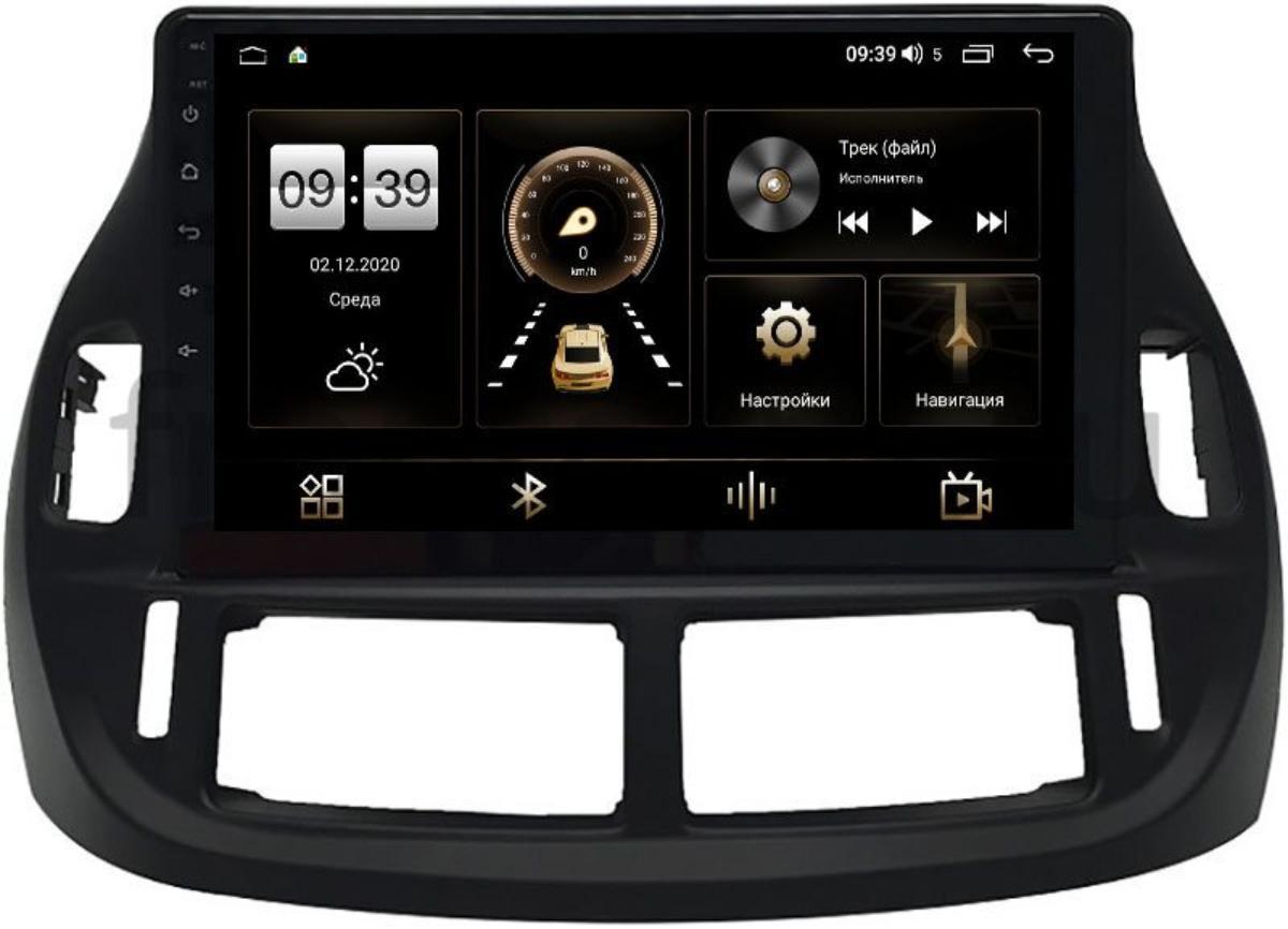 Штатная магнитола LeTrun 4166-9300 для Toyota Estima II 2000-2006 на Android 10 (4G-SIM, 3/32, DSP, QLed) (+ Камера заднего вида в подарок!)