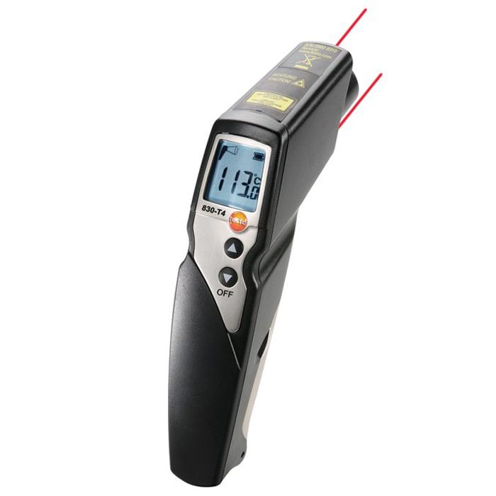 Термометр инфракрасный Testo 830-T4.