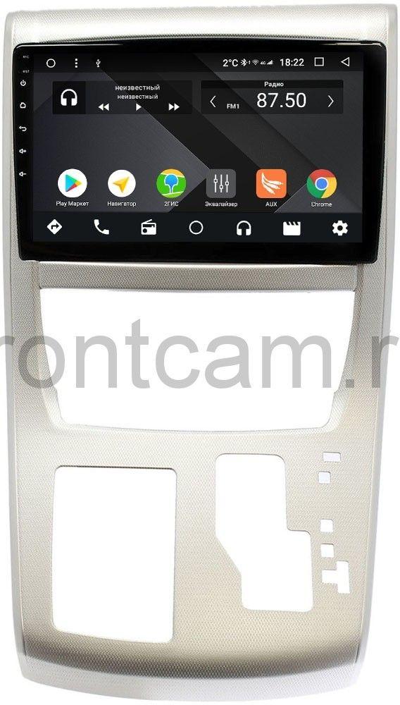 Штатная магнитола Wide Media CF10-1138PM-4/64 для Toyota Alphard II 2008-2014 на Android 9.1 (TS9, DSP, 4G SIM, 4/64GB) (+ Камера заднего вида в подарок!)