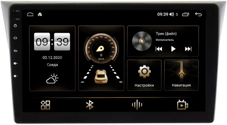 Штатная магнитола Subaru Impreza II, Impreza WRX II, Impreza WRX STi 2000-2007 LeTrun 4166-9381 на Android 10 (4G-SIM, 3/32, DSP, QLed) (+ Камера заднего вида в подарок!)
