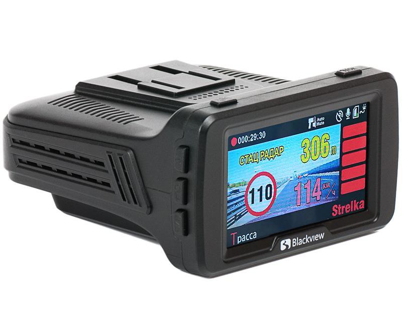 Видеорегистратор с радар-детектором Blackview COMBO 4 PRO