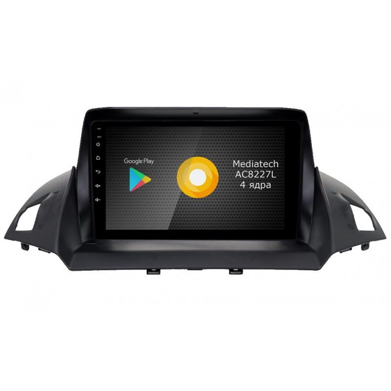 Фото - Штатная магнитола Roximo S10 RS-1716 для Ford Kuga (Android 8.1) (+ Камера заднего вида в подарок!) видео
