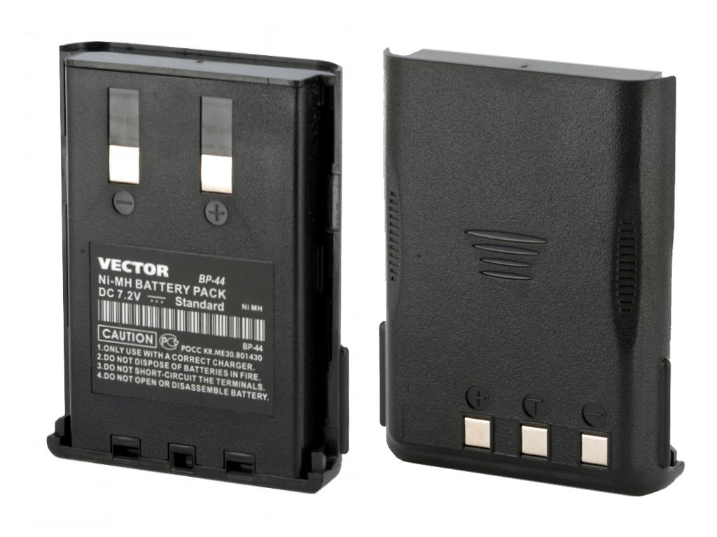 Аккумулятор для рации Vector BP-44