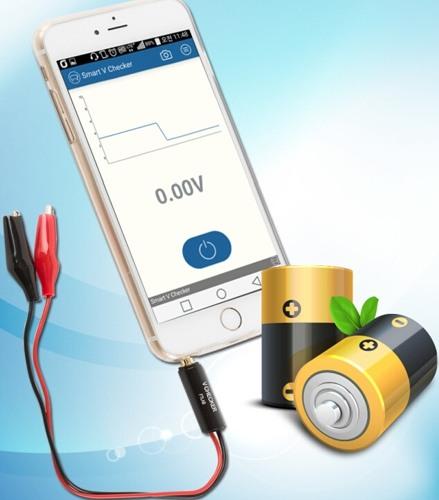 Вольтметр для смартфона Smart V Checker FSV-001 стоимость