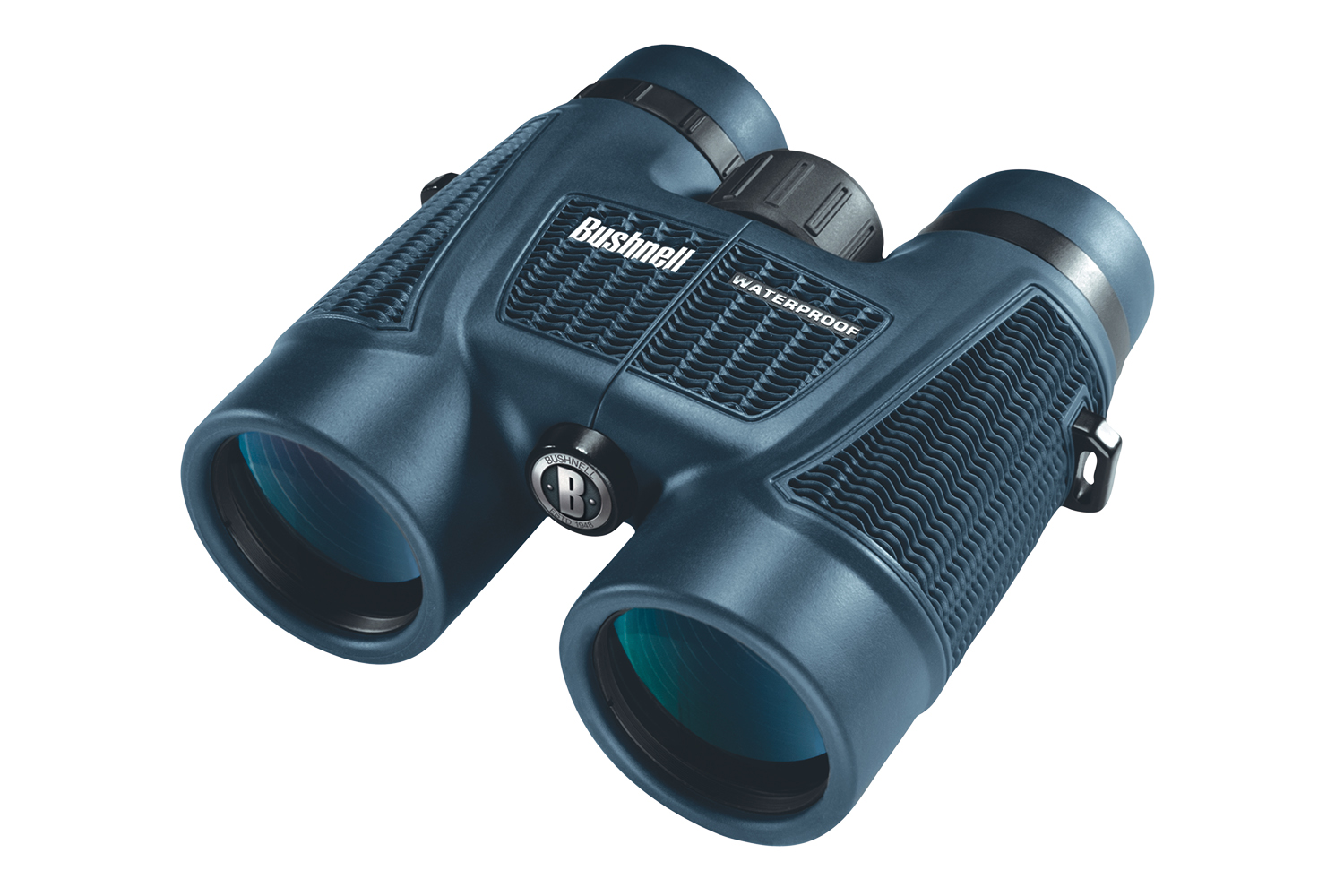 Бинокль Bushnell H2O ROOF 10x42 бинокль carl zeiss 10x42 hd conquest