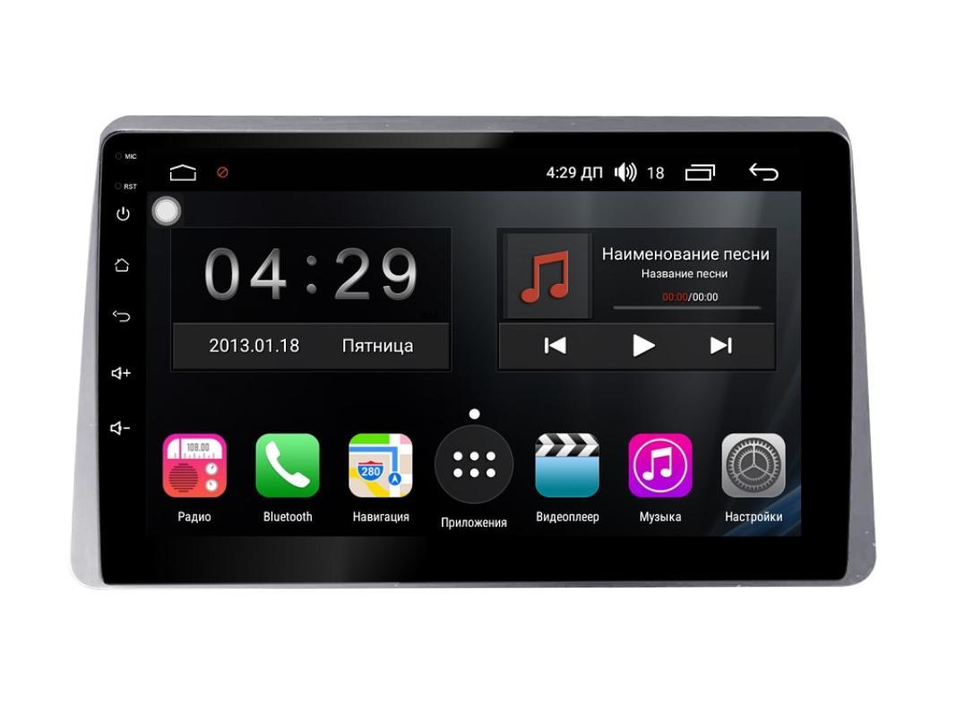 Штатная магнитола FarCar s300 для Renault Arkana на Android (RL1219R) (+ Камера заднего вида в подарок!)
