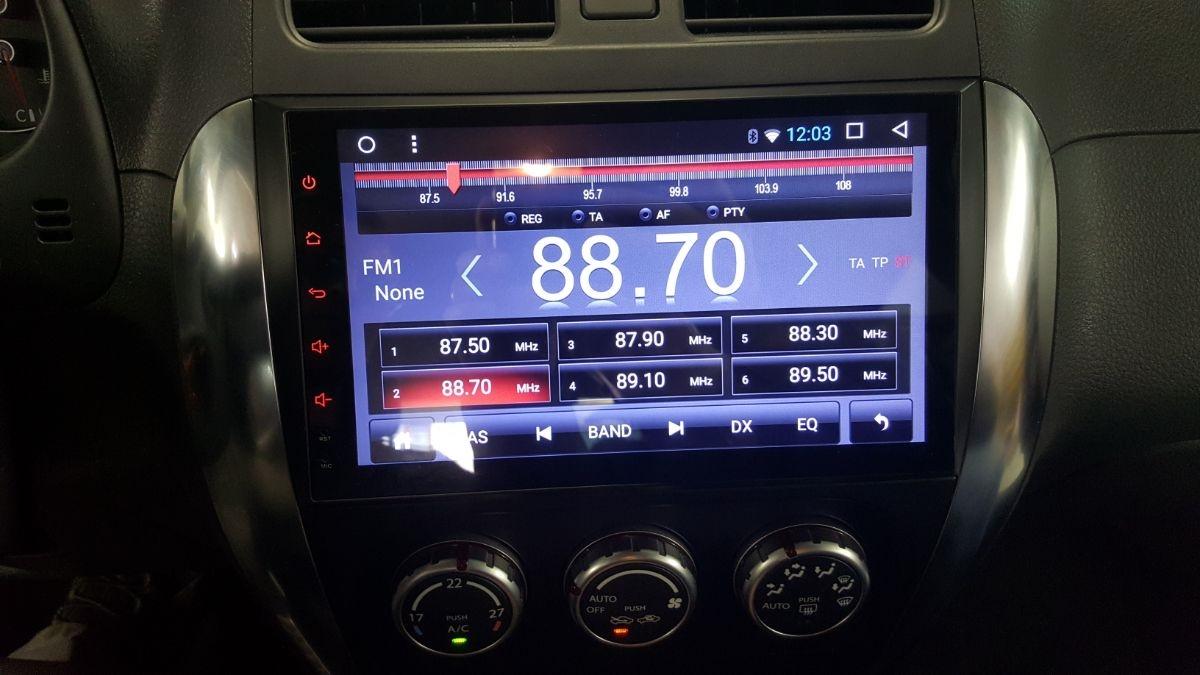 Штатная магнитола CARMEDIA QR-9026-T8 Suzuki SX4 2006+ classic на OC Android 7.1.2 / 8.1 (+ камера заднего вида)CARMEDIA<br>Штатное головное устройство CARMEDIA серии KR-9026-T8 для Suzuki SX4 2006+ classic на OS Android Android 7.1.2 8.1 (AW T8 8x1,6 Ghz, 2Gb Ram, 32 Gb ROM, IPS LCD, NXP 6686 FM, TDA 7850, BC6 Bluetooth,  external microphone+Glonassamp;gps) специально адаптировано для комфортного управления вашем автомобилем. Используйте все преимущества OS Android, а также последние достижения в области автомобильной электроники.