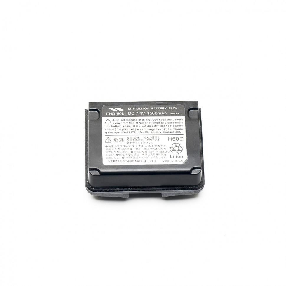 Аккумулятор для раций Yaesu VX-7R/6R/5R (FNB-80) рация yaesu vx 3r