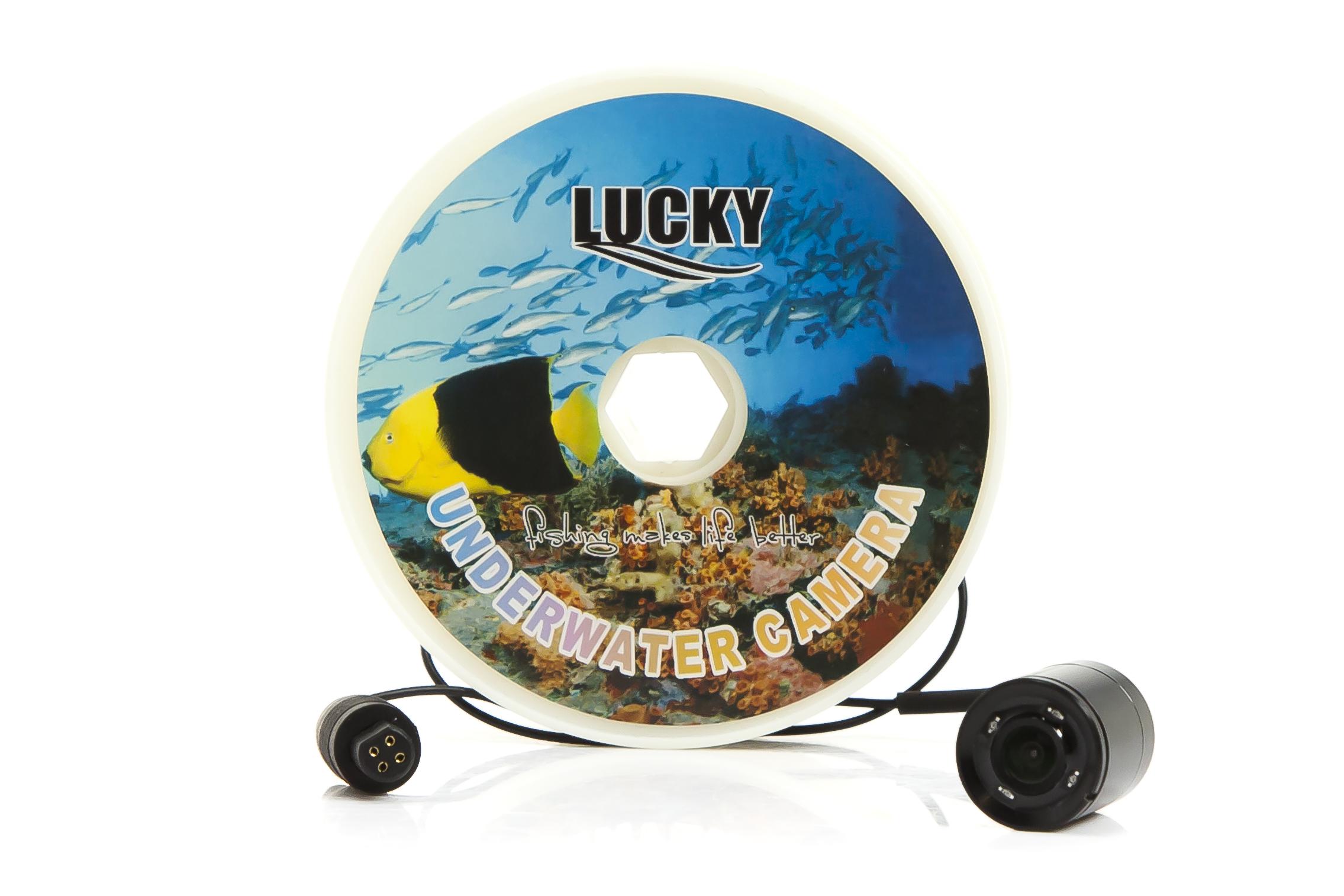 Камера с катушкой для камеры Lucky FF3308-8 NEW
