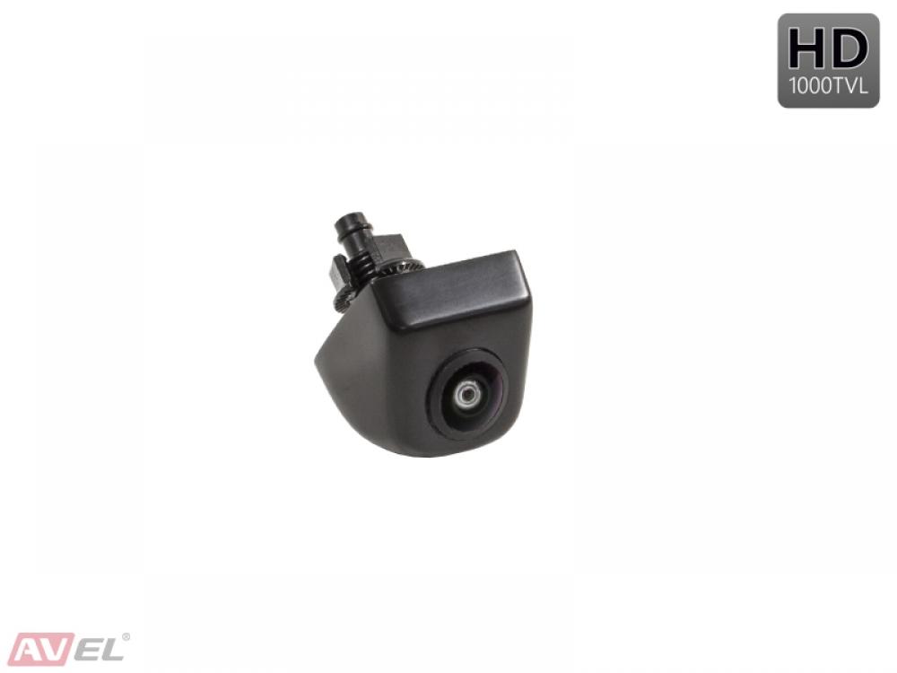 цена на Универсальная камера переднего/ заднего вида AVS307CPR (980 CCD HD)