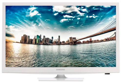 Телевизор LED Samsung UE24H4080 белый