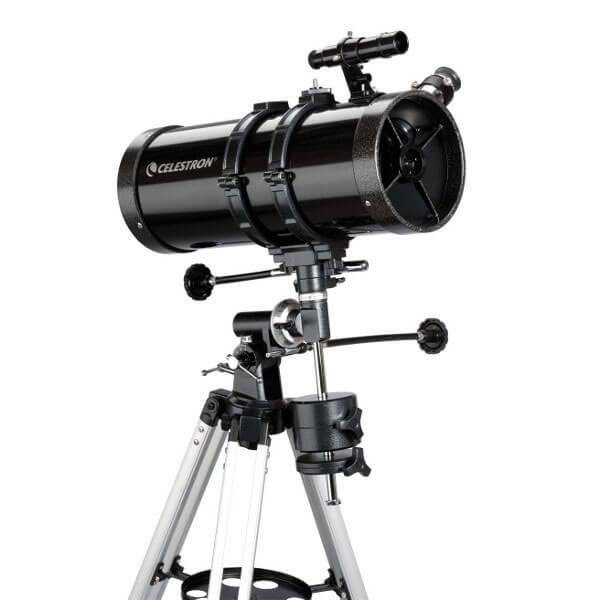 Фото - Телескоп Celestron PowerSeeker 127 EQ (+ Книга «Космос. Непустая пустота» в подарок!) телескоп celestron powerseeker 80 eq салфетки из микрофибры в подарок