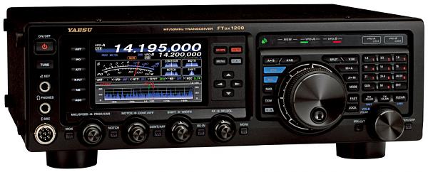 Радиостанция Yaesu FTdx1200