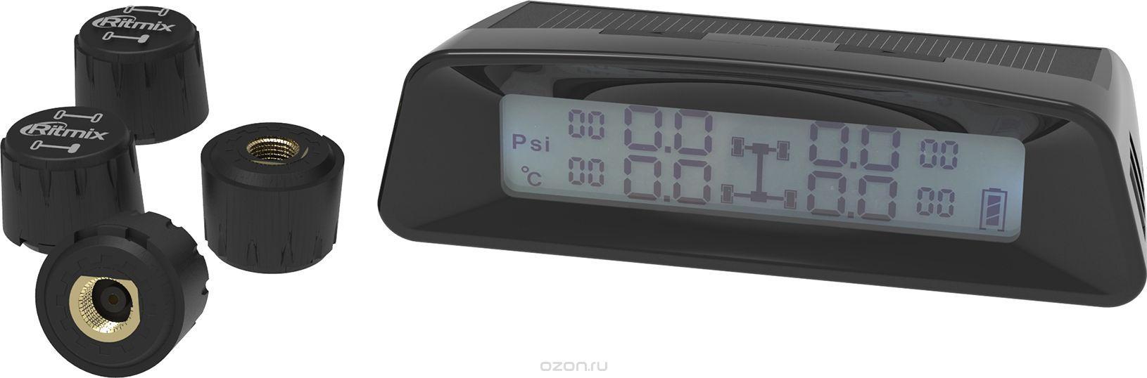 Датчик контроля давления в шинах Ritmix RTM-401 система контроля давления в шинах ritmix rtm 501