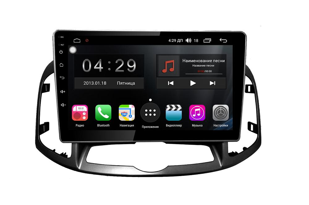 Штатная магнитола FarCar s300-SIM 4G для Chevrolet Captiva на Android (RG109R) (+ Камера заднего вида в подарок!)
