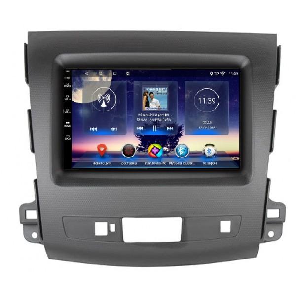 """Головное устройство Subini ASC807MSBO с экраном 7"""" для Mitsubishi Outlander XL 2006-2012 (+ Камера заднего вида в подарок!)"""