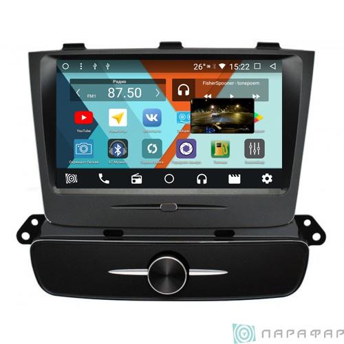 Штатная магнитола Parafar для Kia Sorento R2 (топовая комплектация) на Android 7.1.1 (PF225P) (+ Камера заднего вида в подарок!) александр генис довлатов и окрестности передача первая последнее советское поколение
