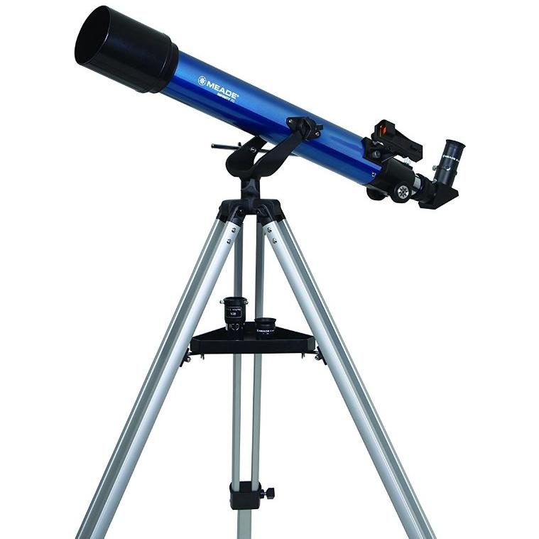 Фото - Телескоп Meade Infinity 70 мм (+ Книга знаний «Космос. Непустая пустота» в подарок!) инструмент