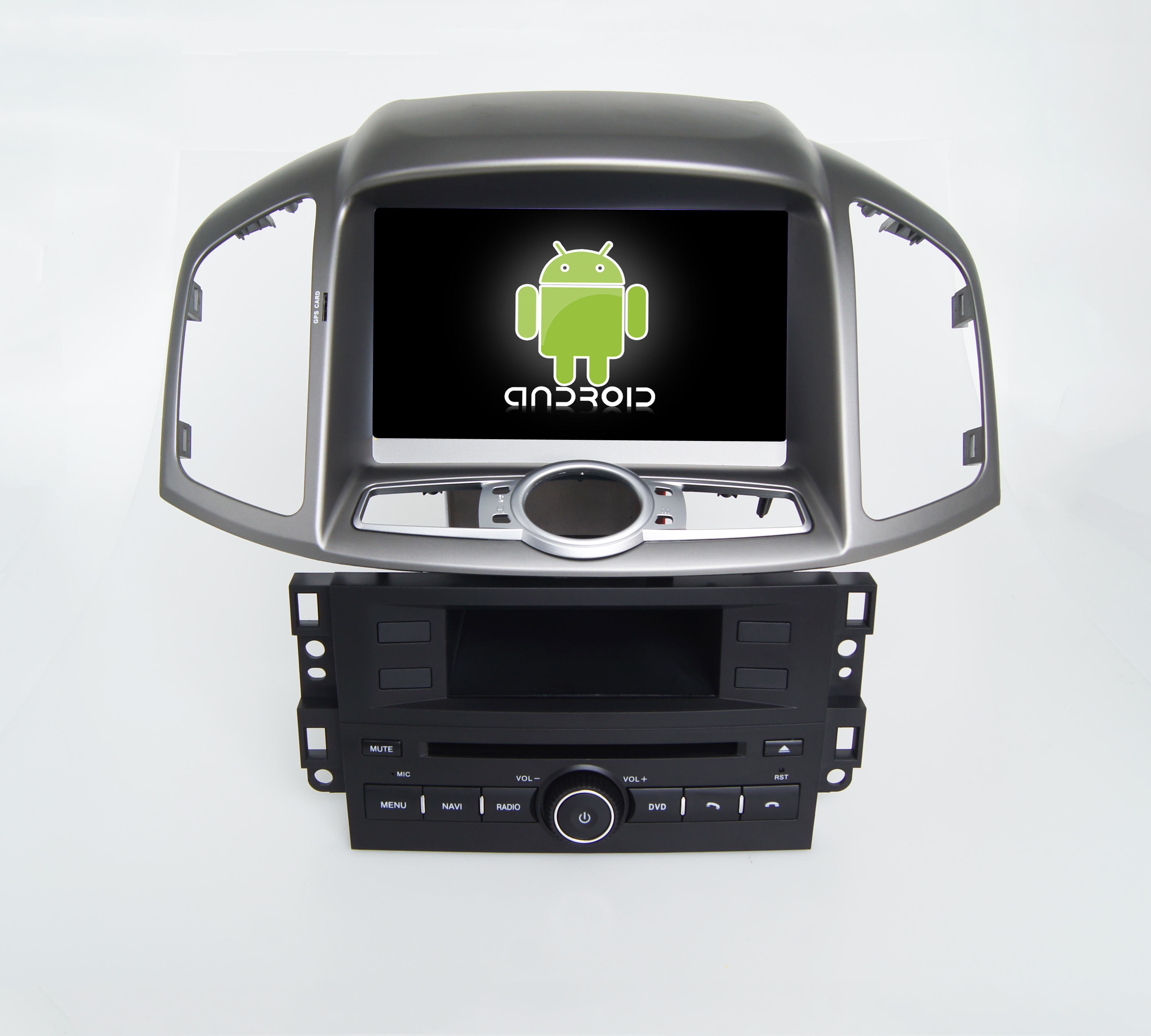 Штатная магнитола CARMEDIA КR-8030-T8 для Chevrolet Captiva 2011-2015 Android 7.1.2 k1 android 5 1 os smart watch phone mtk6580 512mb 8gb support wifi sim card bluetooth gps smartwatch for ios android os