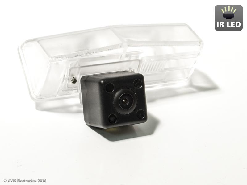 CMOS ИК штатная камера заднего вида AVEL Electronics AVS315CPR (#040) для LEXUS CT 200H / TOYOTA RAV IV (2012 - ...) cmos ик штатная камера заднего вида avs315cpr 098 для toyota rav4 chery tiggo