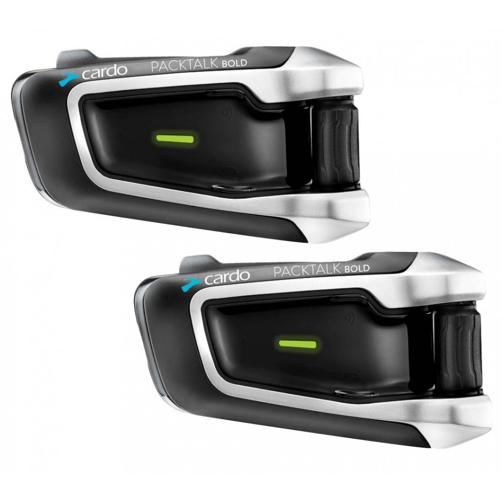 Мотогарнитура Cardo Scala Rider PACKTALK BOLD Duo блютуз гарнитура scala rider smartpack duo