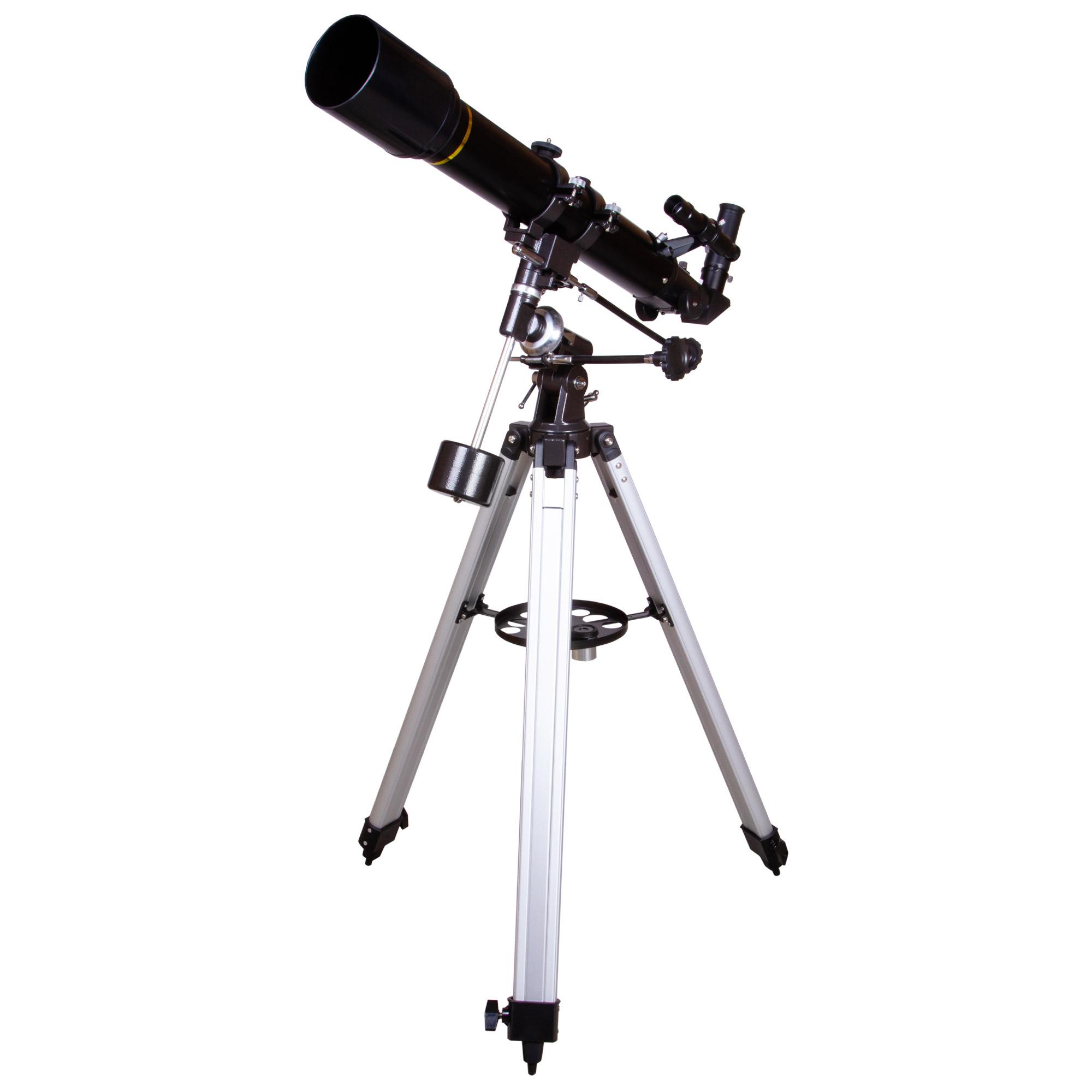 Фото - Телескоп Levenhuk Skyline PLUS 70T (+ Книга знаний «Космос. Непустая пустота» в подарок!) дефлектор капота skyline mitsubishi lancer 10 2007