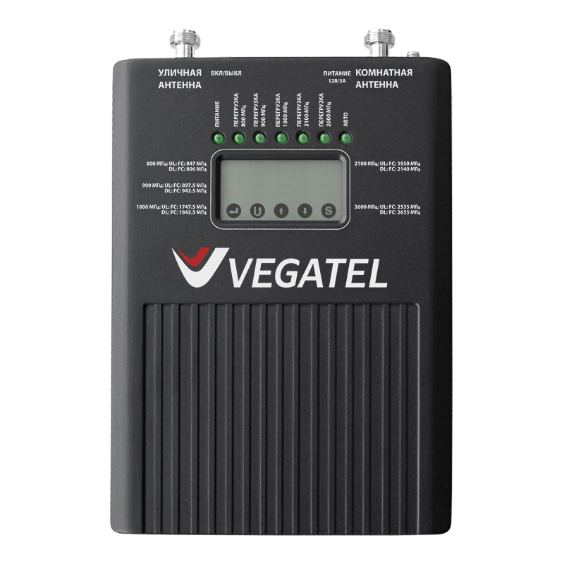 Репитер VEGATEL VT2-5B (LED) mini quad band gsm real time gps tracker bug with sos button 850 900 1800 1900mhz