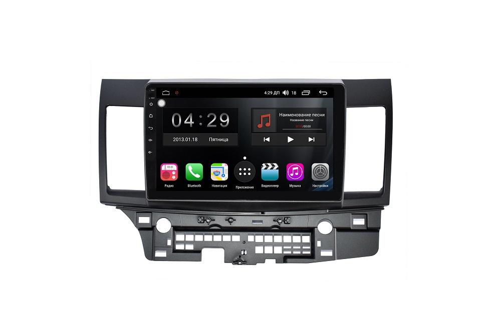 все цены на Штатная магнитола FarCar s200+ для Mitsubishi Lancer на Android (A037R) онлайн