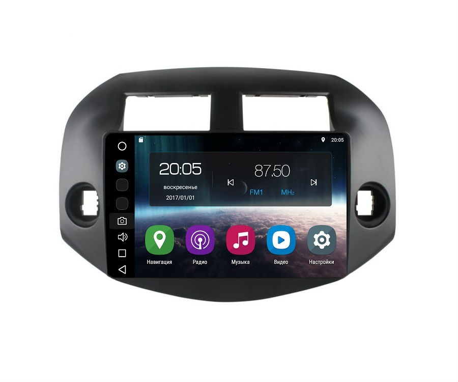 Штатная магнитола FarCar s200 для Toyota Toyota RAV-4 на Android (V018R)
