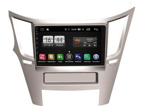 Штатная магнитола FarCar s195 для Subaru Legacy (2009-) Outback (2009-2014) на Android (LX061R) (+ Камера заднего вида в подарок!)