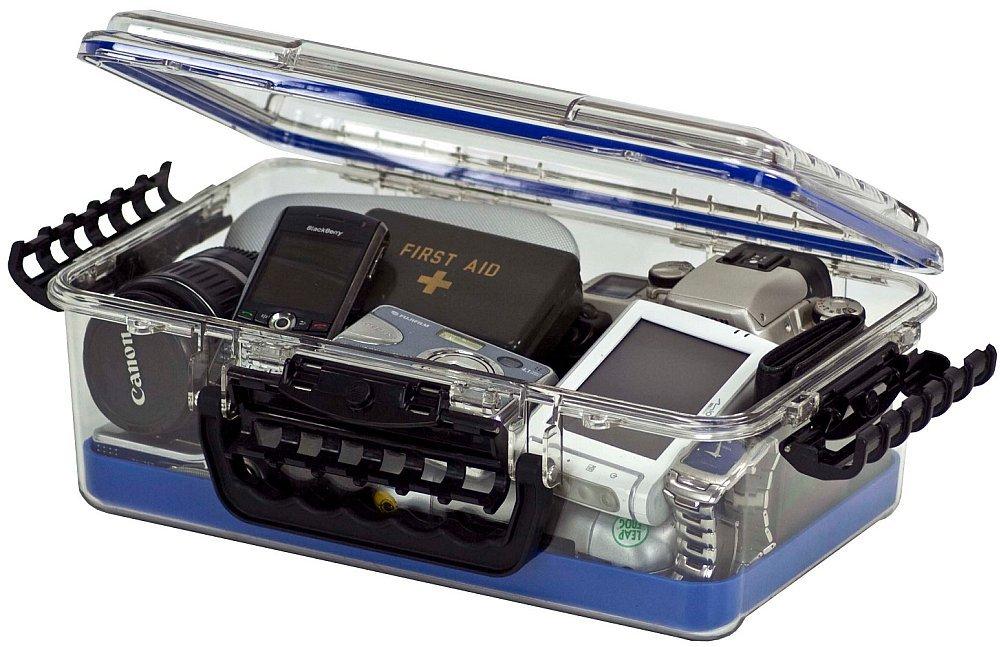 Коробка герметичная Plano 1470-00 для хранения личных вещей (Big) 228х133х92 мм